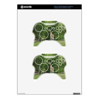 Giraffe Xbox 360 Controller Skin