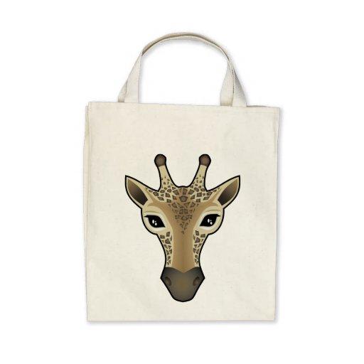 Giraffely Tote Bag