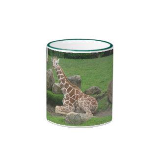 Giraffes 005 Mug