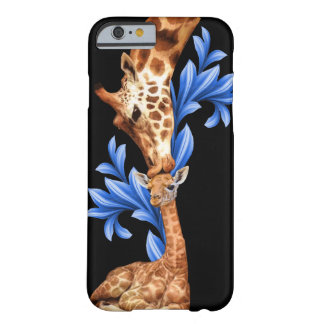 Giraffes- A Mother's love Barely There iPhone 6 Case