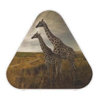 Giraffes and The Landscape Bluetooth Speaker