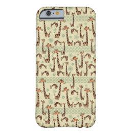 Giraffe IPhone Cases Amp Covers Zazzle