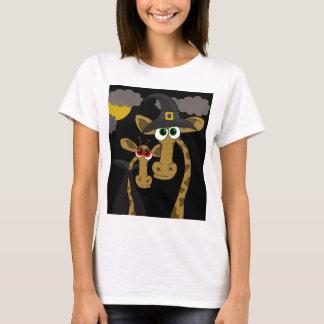 Giraffes Halloween party T-Shirt