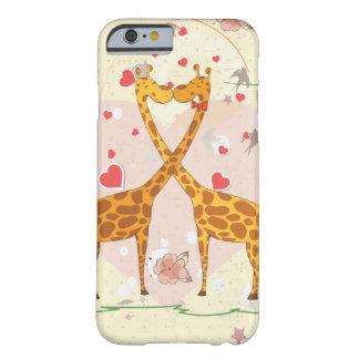 Giraffes in Love iPhone 6 Case