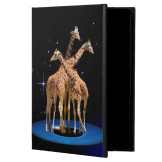 GIRAFFES IN SPACE POWIS iPad AIR 2 CASE