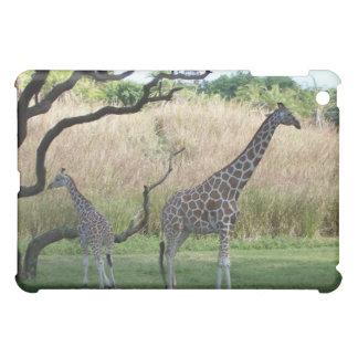 giraffes cover for the iPad mini