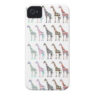 Giraffes iPhone 4 Case