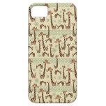 Giraffes iPhone 5 Case