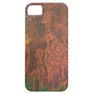 Giraffes. iPhone SE/5/5s Case