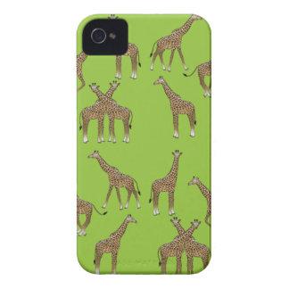 Giraffes selection z Case-Mate iPhone 4 case