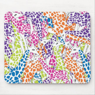giraffish mouse pad