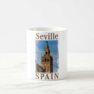 Giralda Bell Tower, Seville, Spain Coffee Mug