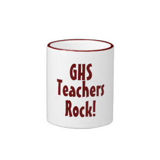 Girard,KS High School Trojans Coffee Mug