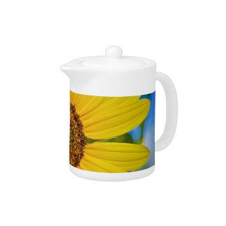 Girasol amarillo grande