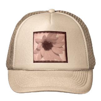 girasol antiguo gorras de camionero