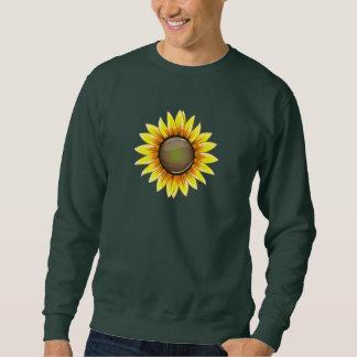 Girasol brillante soleado jersey