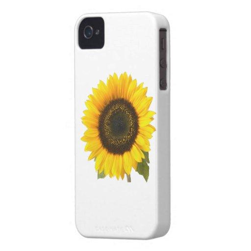 Girasol Carcasa Para iPhone 4 De Case-Mate