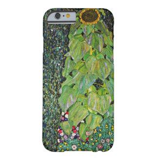 Girasol de Gustavo Klimt Funda De iPhone 6 Barely There