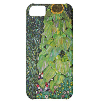 Girasol de Gustavo Klimt Funda Para iPhone 5C