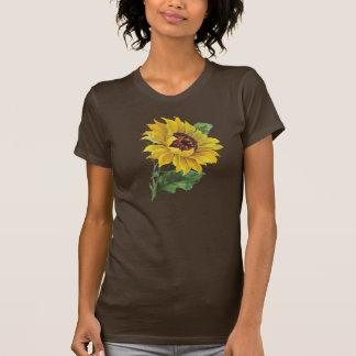 Girasol de oro t-shirt