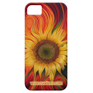 Girasol Dinámico iPhone 5 Case