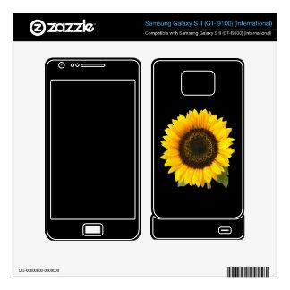 Girasol Samsung Galaxy S II Skins