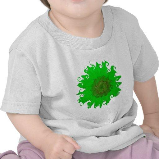 Girasol-Tournesol Camiseta
