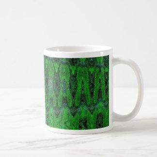 girasol trippy tazas de café