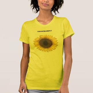 girasole, motorandagio.it t-shirt