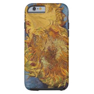 Girasoles, 1887 (aceite en lona) funda de iPhone 6 tough