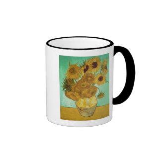 Girasoles, 1888 tazas de café