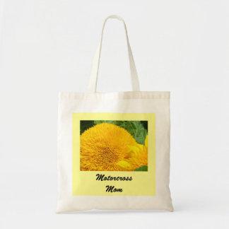 Girasoles amarillos de Coth de las bolsas de asas