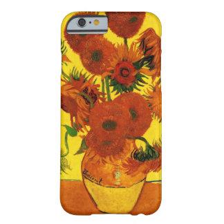 Girasoles de Van Gogh 15 Funda De iPhone 6 Barely There