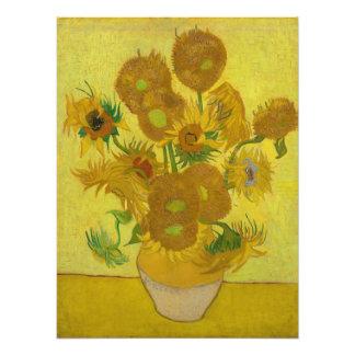 Girasoles de Vincent van Gogh Fotografías