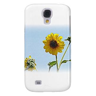 Girasoles Funda Para Galaxy S4