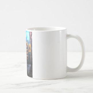 girasoli fantastici coffee mug
