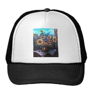 girasoli fantastici mesh hats
