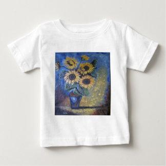 girasoli per la vita baby T-Shirt