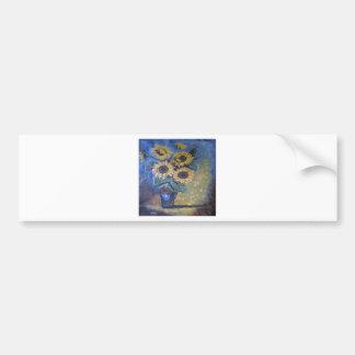 girasoli per la vita bumper sticker