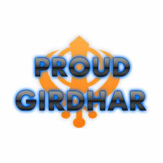 Girdhar orgulloso orgullo de Girdhar Esculturas Fotográficas