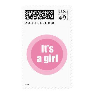 girl11 stamp
