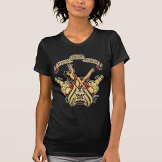 Girl1 Design copy T-shirt