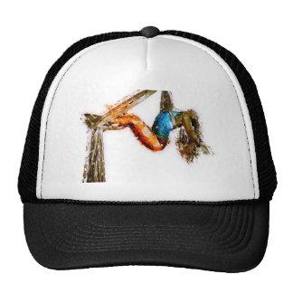 girl-1640047_1920 trucker hat