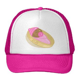 girl 1 trucker hat
