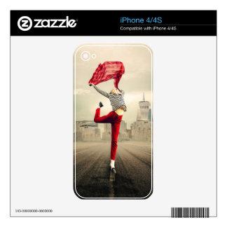 girl-2940655_1920 iPhone 4S decals