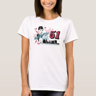 girl 60's look T-Shirt