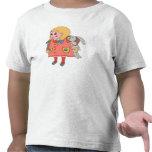 Girl and Bunny. Shirts