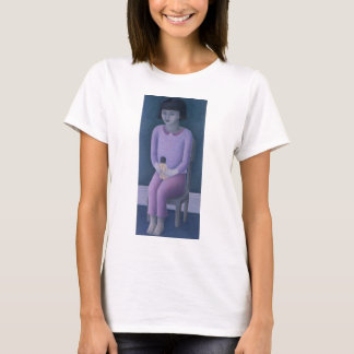Girl and Doll 2003 T-Shirt