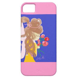 Girl Angel Phone Case