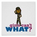 Girl Army Recruit Posters
